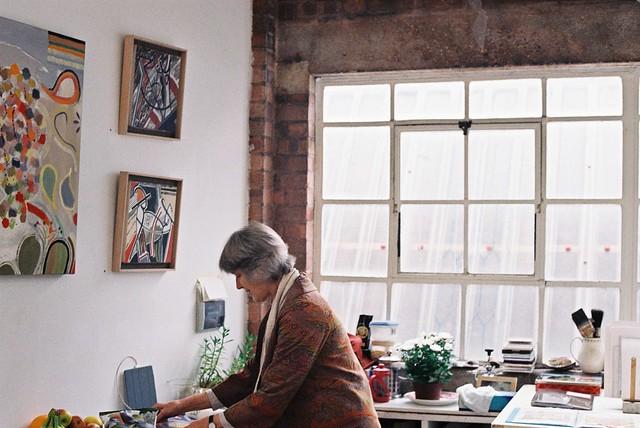 mum's studio