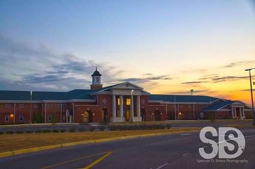Pleasant Grove High School HDR