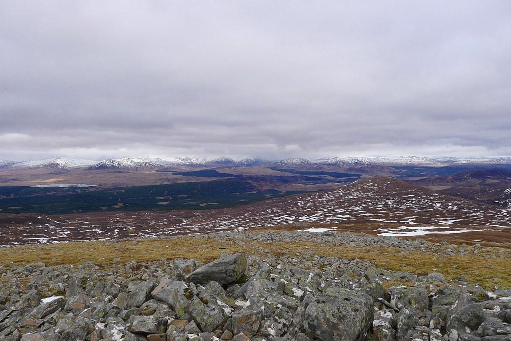 Across Loch Rannoch
