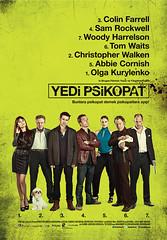 Yedi Psikopat - Seven Psychopaths (2013)