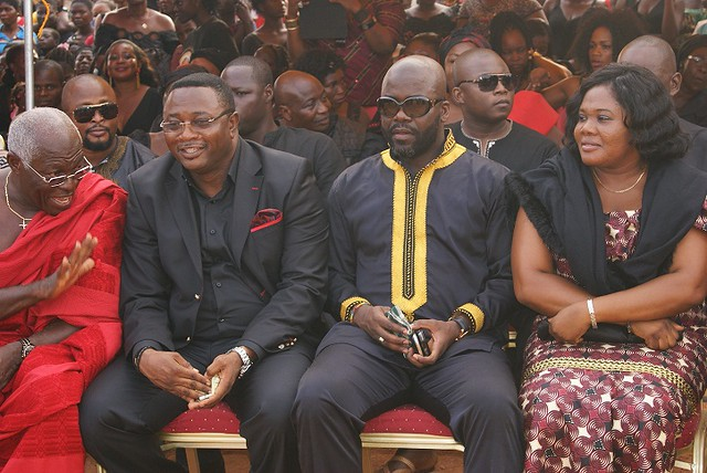 8564008193 b65afbc93e z Photos from the burial of Asamoah Gyan's mother