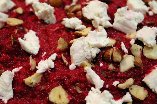 Za'atar-Spiced Beet Dip with Goat Cheese and Hazelnuts – SuperPlus ...