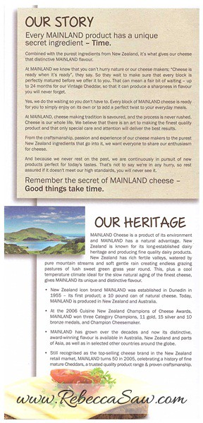 New Zealand Week Gala Night 2013-Mainland Cheese 01-001