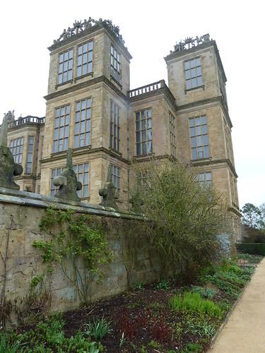 Hardwick Hall ...