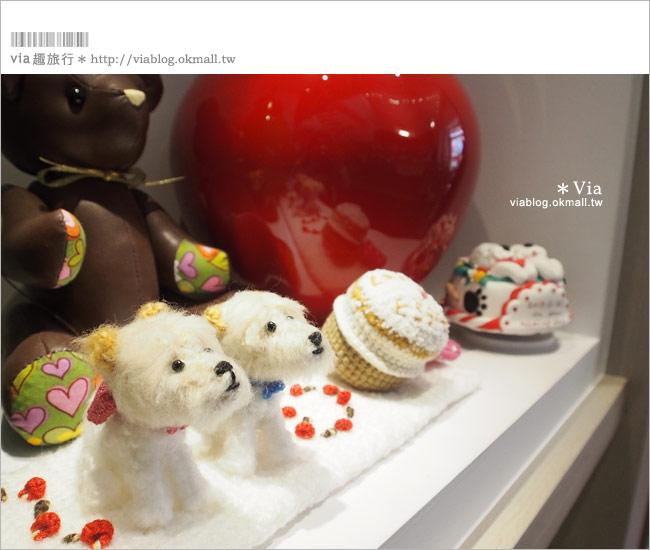 【台中咖啡廳】台中甜點推薦~小梗甜點咖啡!超好吃的季節&每日限定草莓千層!12