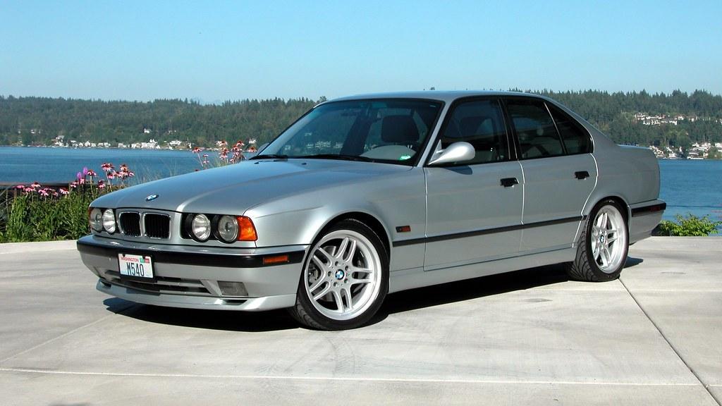 1995 BMW 540i M-Sport