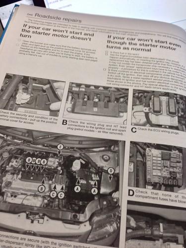 FIAT 500 & PANDA Owners Workshop Manual