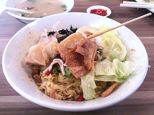 Lam's Abalone Noodle