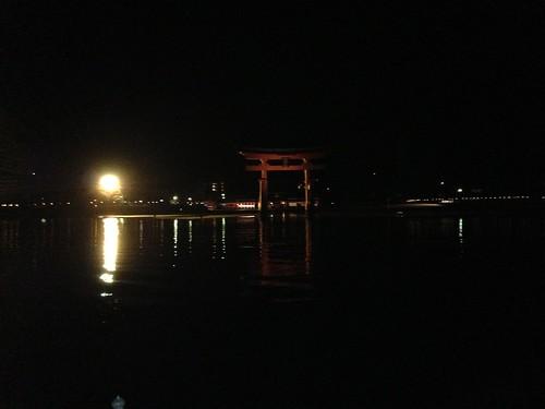 宮島参拝遊覧