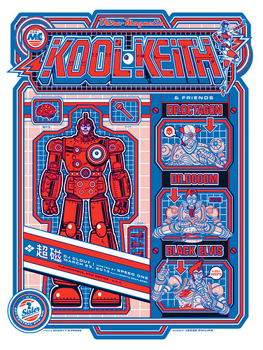 Kool Keith by 1SHTAR