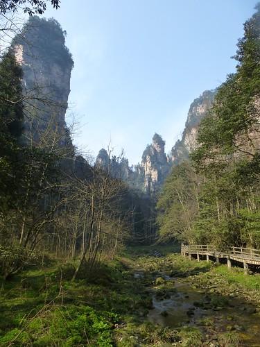 Hunan13-Parc-Ruisseau du Fouet d'or (16)