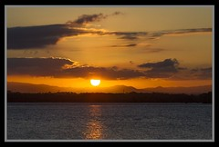 Clontarf Hayes Inlet Sunset