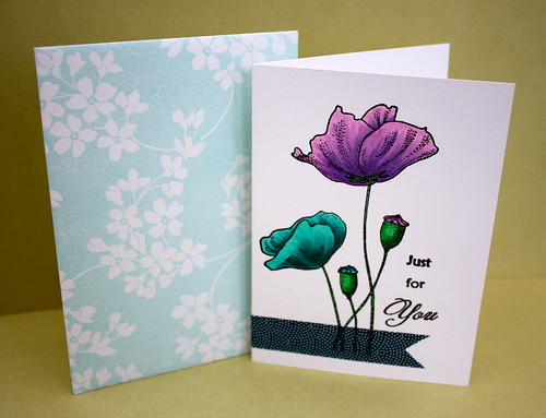 Poppy Power with Matching Envelope