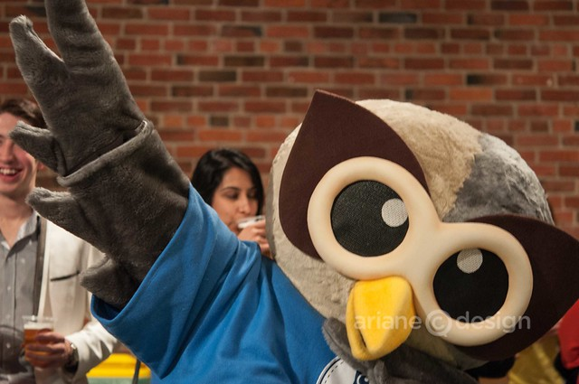 HootSuite Owly represents