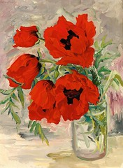 Still life with poppies (1935)