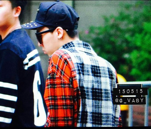 Big Bang - KBS Music Bank - 15may2015 - G-Dragon - G_Vaby - 02