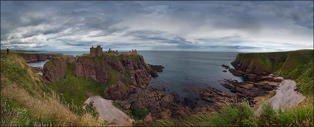 Dunnottar Castle / Aberdeenshire