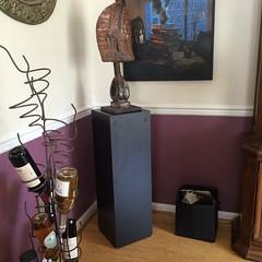 Black Pedestal