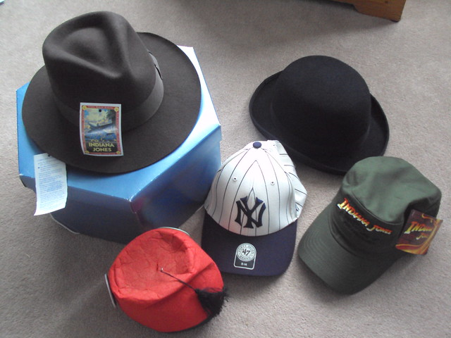 A hat for every, Sony DSC-S930