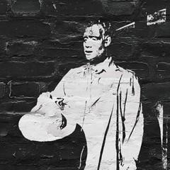 #fotoffiti #washingtonhistorymuseum #ghost