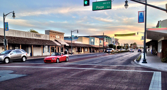 Downtown Gilbert | Flickr - Photo Sharing!
