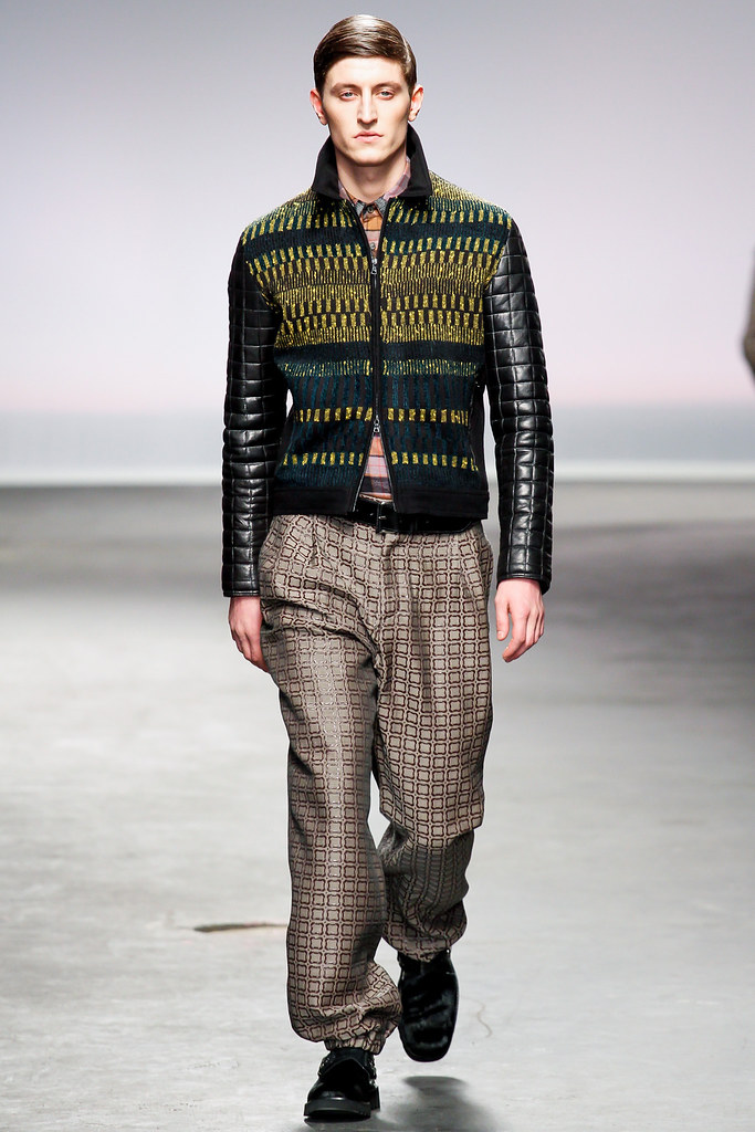 James Long Inverno 2013