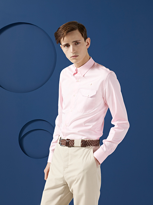 Alex Dunstan0226_FRED PERRY LAUREL WREATH SS13(Fashion Press)