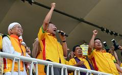 MALAYSIA-VOTE-POLITICS-PROTEST