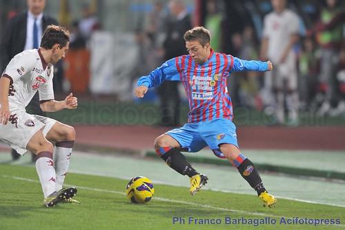 """Catania, Gomez: """"In bocca a lupo a Montella ma non per questo incontro"""