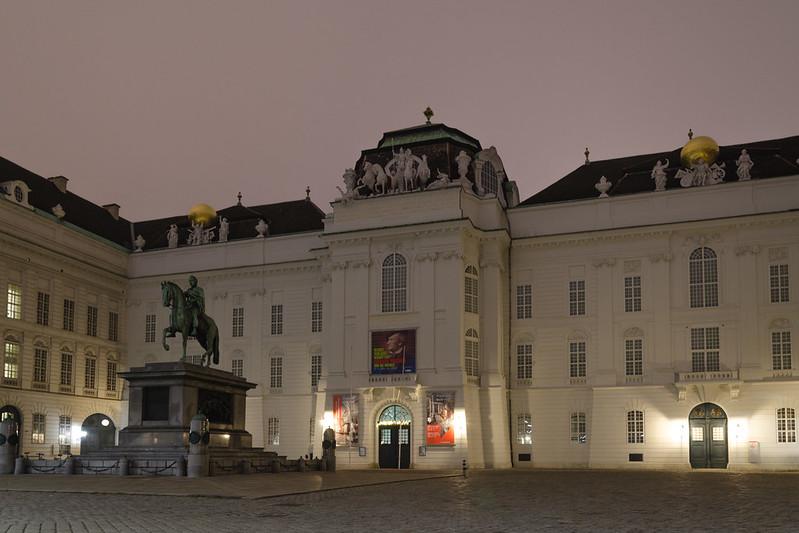 Hofburg Palace / Nathional library