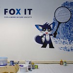 "Fox IT mural in ""Het Vossenhol"" (Secondary Phase)"