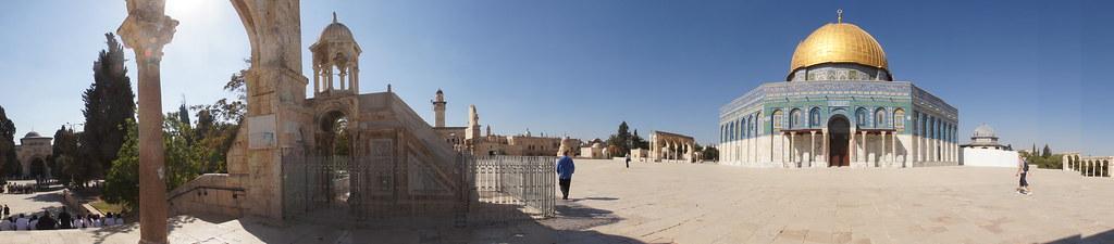 Haram al-Sharif, Jerusalen