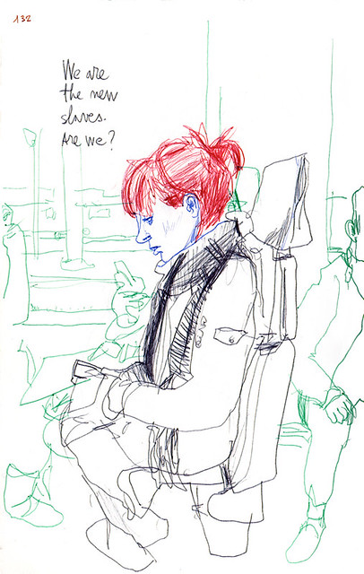 Unknow (On the train)