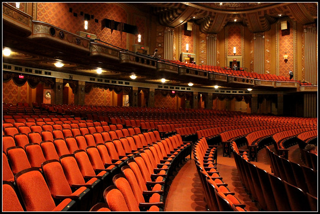 Warner Theater Seating Flickr Photo Sharing