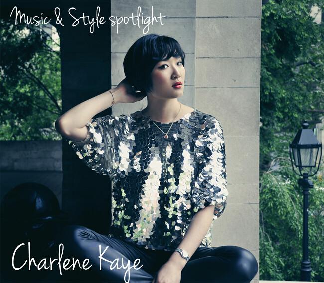 Charlene Kaye header