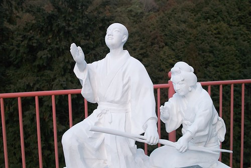 壺阪寺、沢一お里