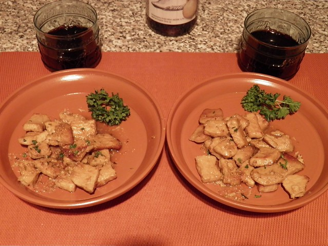 Psoai / Pork in Sweet Wine and Fig Sauce