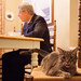 Had breakfast with Stanley #dayinthelife by PM Stephen Harper