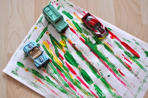 Sorting Sprinkles: Transportation For Preschoolers