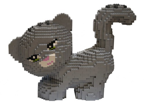 LEGO Friends cat