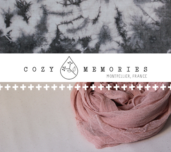 Eco-friendly handmade, one-of-a-kind homewares and accessories from Cozy Memories | Emma Lamb