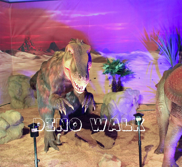 Quality and Cheap Animatronic Dinosaur