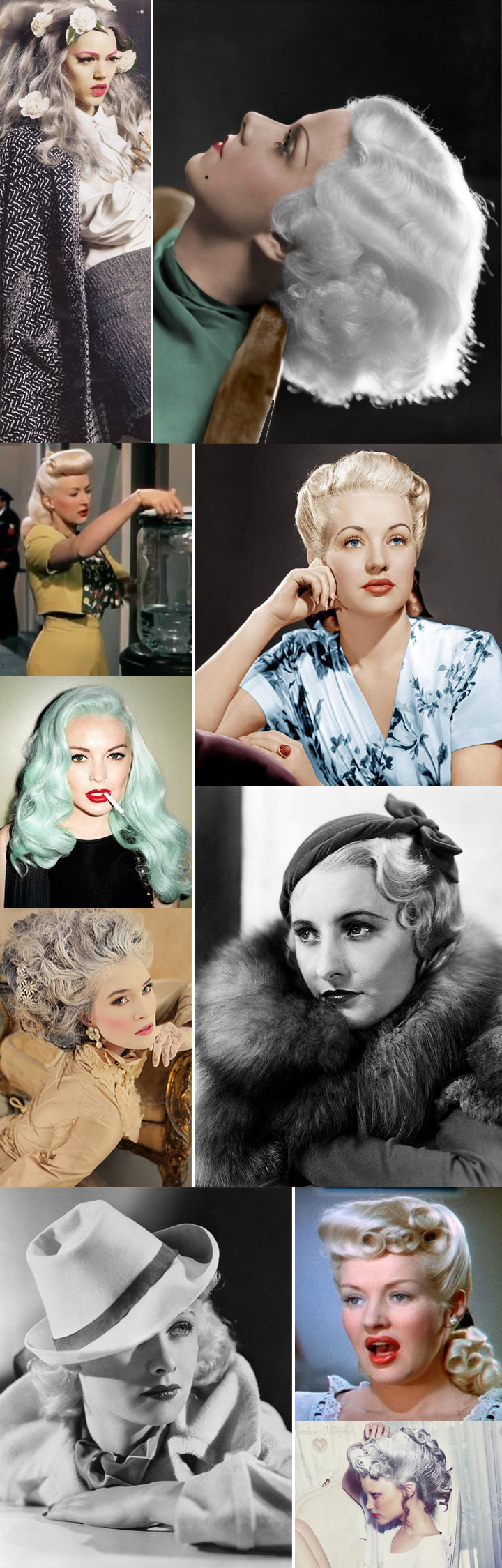 blonde hair inspiration feb13