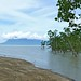Small photo of Santubong Peninsula viewed from Bako jetty