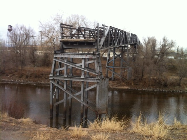Running in Denver: South Platte River Trail