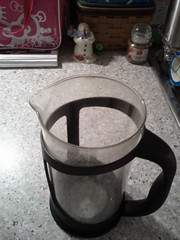 Coffee in a French Press 2
