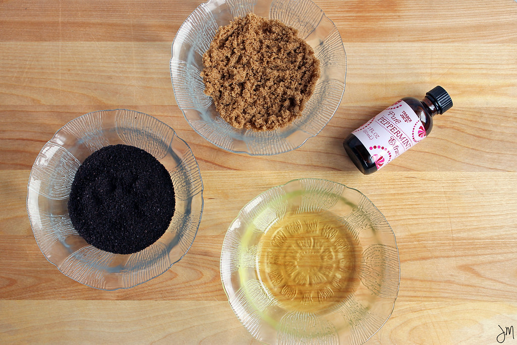 Julip Made DIY Winter Beauty coffee body scrub1