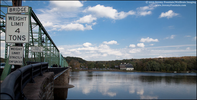 New Hope-Lambertville Bridge (1904)