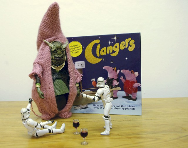 clanger costume