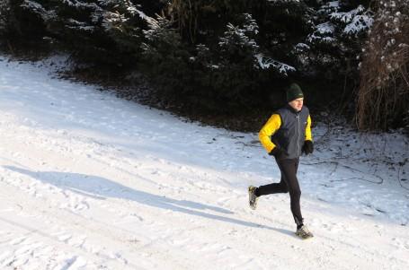 Běh je vysloveně zdravý